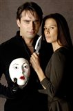 Nip/Tuck - couple with a mask