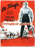 Citizen Kane B&W with Red