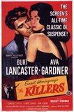 The Killers Burt Lancaster & Ava Gardner