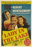 Lady in the Lake Robert Montgomery