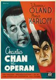 Charlie Chan at the Opera Swedish