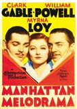 Manhattan Melodrama Clark Gable