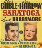 Saratoga With Clark Gable