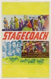 Stagecoach Yellow Border