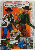 Butch Cassidy and the Sundance Kid Comic