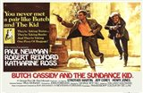 Butch Cassidy and the Sundance Kid Horizontal