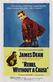 Rebel Without a Cause Blue and Yellow