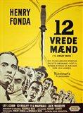 12 Angry Men - Danish