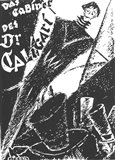 The Cabinet of Dr. Caligari - black and white
