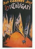 The Cabinet of Dr. Caligari - chair