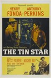 The Tin Star (movie poster)