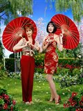 Pushing Daisies Vivian and Lily