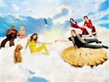 Pushing Daisies Heaven with Pie