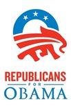 Barack Obama - (Republicans for Obama) Campaign Poster