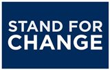 Barack Obama - (Stand for Change) Campaign Poster