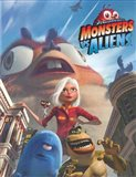 Monsters vs. Aliens, c.2009 style A