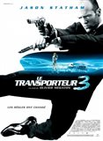 Transporter 3 - French - style A movie poster