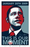 Barack Obama - Inauguration This is our Moment