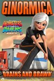 Monsters vs. Aliens, c.2009 - style J