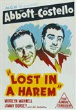 Abbott and Costello, Lost in a Harem, c.1944
