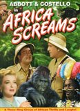 Abbott and Costello, Africa Screams, c.1949 style B