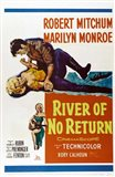 River of No Return, c.1954 - style C
