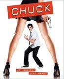 Chuck Not Shaken. Just Nerd.