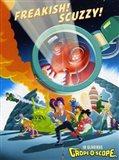 Futurama: The Beast with a Billion Backs Cartoon