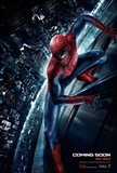 The Amazing Spider-Man (on a building)