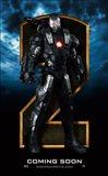 Iron Man 2 Gray Armor Close Up