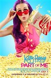 Katy Perry: Part of Me 3D - popcorn
