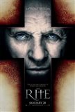 The Rite - cross shape face