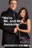 How I Met Your Mother - We're Mr. and Mrs. Awesome