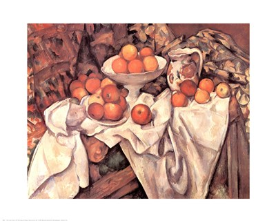 Apples and Oranges, c.1895 Poster by Paul Cezanne for $17.50 CAD