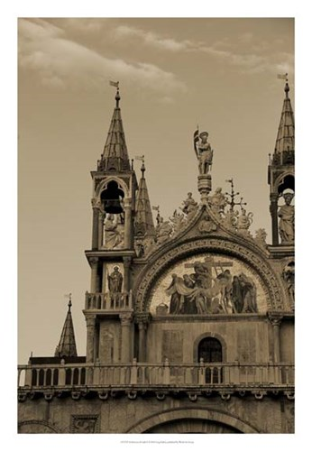 Architettura di Italia V Poster by Greg Perkins for $56.25 CAD