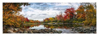 Northeast Creek Panorama Poster by Danny Head for $68.75 CAD