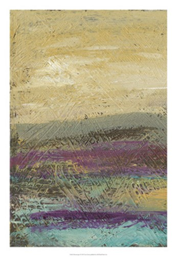 Desertscape I Poster by Lisa Choate for $56.25 CAD