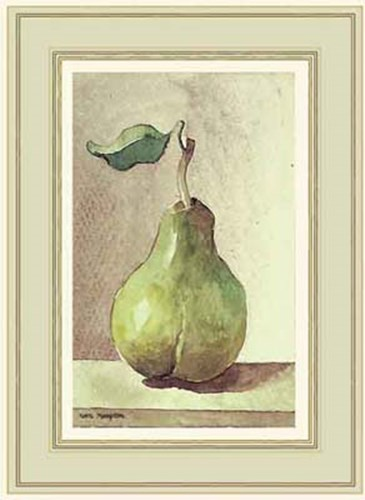 A Perfect Pear Poster by Mark Hampton for $75.00 CAD
