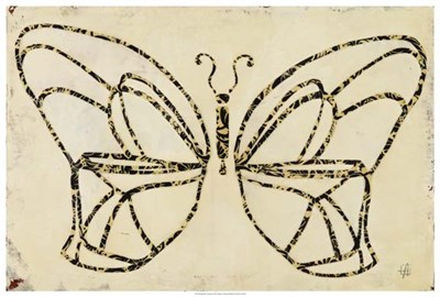 Butterfly Armature Poster by Natalie Avondet for $131.25 CAD