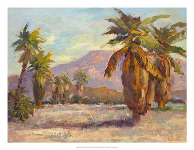 Desert Repose III Poster by Nanette Oleson for $68.75 CAD