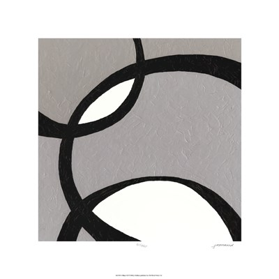 Ellipse III Poster by Julie Holland for $97.50 CAD