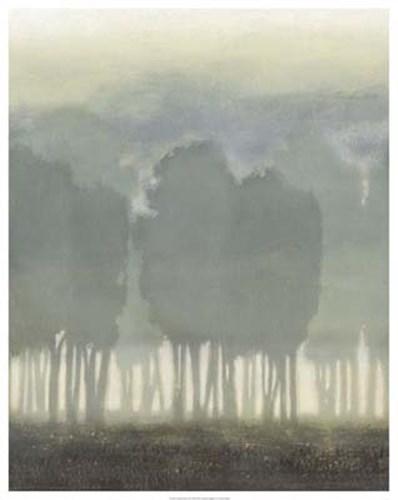 Treeline Haze II Poster by Vision Studio for $93.75 CAD