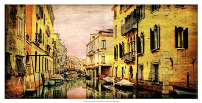 Italy Panorama III Poster by Robert McClintock for $43.75 CAD