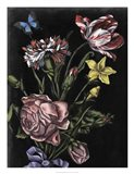 Dark Floral IV
