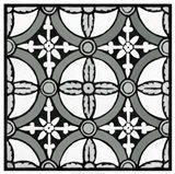 Non-embellish Renaissance Tile I