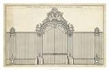 Antique Decorative Gate III