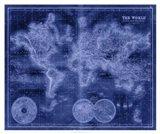 Indigo World Map