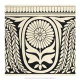 Ornamental Tile Motif VIII