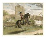 English Horseman I