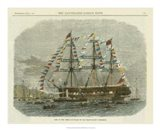 Antique Clipper Ship I